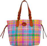 Dooney & Bourke Madras Shopper