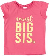 "Big Sister Baby Announcement Shirt Fayfaire Boutique ""Newest Big Sis"""