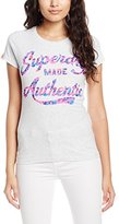 Superdry Women's Made Authentic Tee T-Shirt,M