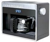 Espressione New 3in1 Combination Coffee Beverage System - Black with Silver