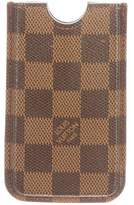Louis Vuitton Damier Ebene iPhone 4 Hard Case