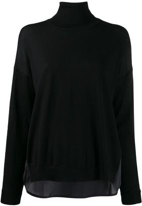 Liu Jo Turtle Neck Jumper