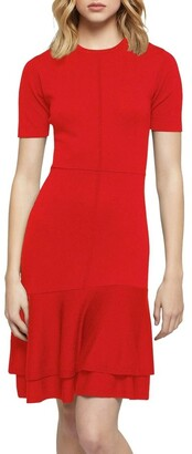 Oxford Lola Knitted Dress