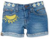 Vigoss Girls 4-6X) Sunny Days Shorts