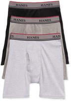 Hanes Platinum 3-Pk. Boxer Briefs, Little Boys (4-7) and Big Boys (8-20)