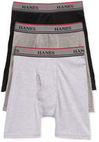 Hanes Platinum 3-Pk. Boxer Briefs, Little Boys & Big Boys