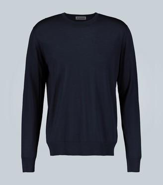 Jil Sander Lightweight wool sweater