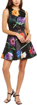 Alice + Olivia Stasia A-Line Dress