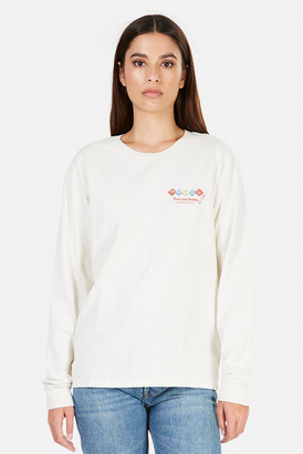 RE/DONE 90s Long Sleeve Motel Tee