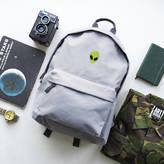 Art Disco Alien Backpack