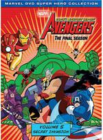 Disney Marvel's The Avengers: Earth's Mightiest Heroes DVD Volume 5: Secret Invasion