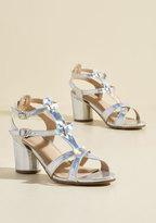 NYLA Shoes Inc. Opal-Under Vegan Heel