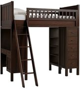 Pottery Barn Kids Camp Bunk System without Twin Bed