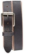 Bill Adler 1981 'Jelly Bean' Raw Edge Leather Belt