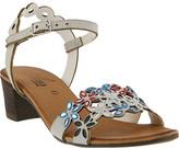 Azura Women's Marcia Quarter Strap Sandal