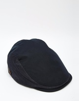 Ted Baker Flat Cap - Blue