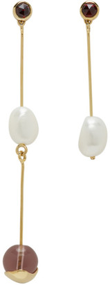 FARIS Bronze Lila Earrings