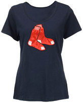 '47 Women's Boston Red Sox Relaxed T-Shirt