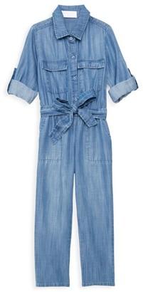 Bella Dahl Little Girl's & Girl's Utility Boilersuit