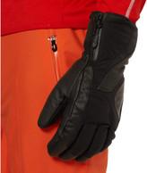 Kjus Leather-Panelled Stretch Ski Gloves