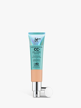 It Cosmetics Your Skin But Better CC+ Cream Oil-Free with SPF 40
