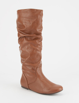 Soda Sunglasses Slouch Womens Boots