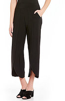 IC Collection Peek A Boo Flat Front Ankle Pant