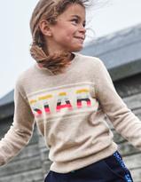Boden Star Sweater