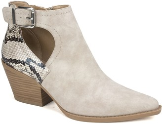 White Mountain Seven Dials by Spring Booties -Queensbury