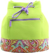 Vera Bradley Mesh Fashion Backpack