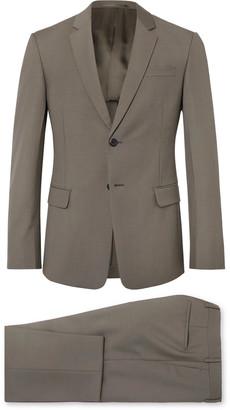 Prada Slim-Fit Wool And Mohair-Blend Suit