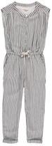 Hundred Pieces Sale - Stripe Jumpsuit