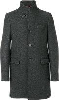 Fay single-breasted coat - men - Viscose/Virgin Wool - S