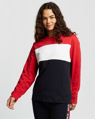 Tommy Hilfiger Anita Crew-Neck LS Sweatshirt