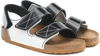 Proenza Schouler x Birkenstock Milano leather sandals