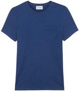 Oliver Spencer Envelope Blue Cotton Blend T-shirt