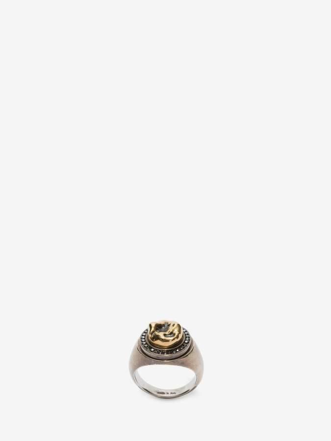 Alexander McQueen Tooth Ring