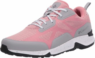 Columbia Women's Vitesse Outdry Walking Shoe Pink (Canyon Rose Ti Grey Steel 616) 8 UK