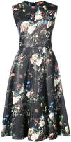 ADAM by Adam Lippes floral print skater dress