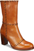 Patricia Nash Angela Patchwork Mid Boots