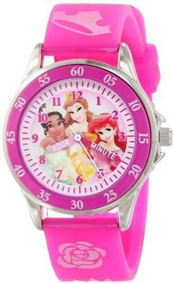 Disney Kids' PN1051 Princess Watch with Band