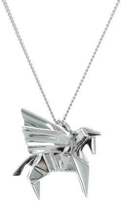 Origami Jewellery Mini Pegasus Sterling Silver