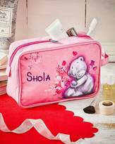 Me To You Personalised Washbag