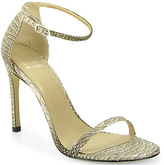 Stuart Weitzman Nudist Song - Ankle Strap Sandal