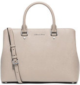MICHAEL Michael Kors Savannah Large Saffiano Satchel Bag
