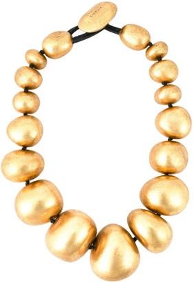 Monies Jewellery Metallic Ball Necklace