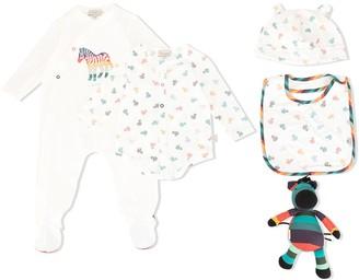 Paul Smith Artist Stripe Pajama Gift Set