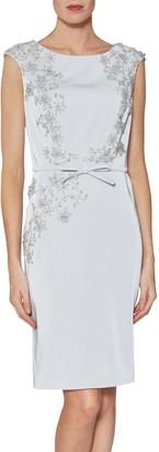Gina Bacconi Luna Beaded Dress