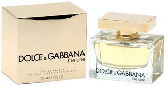 Dolce & Gabbana The One Women's 2.5Oz Eau De Parfum Spray