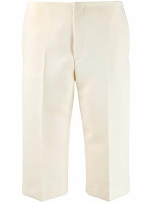 Maison Margiela Slim Fit Shorts